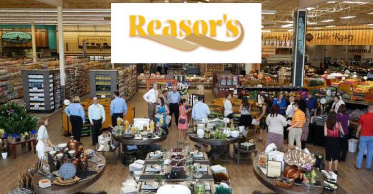 Reasor's debuts new branding, logo
