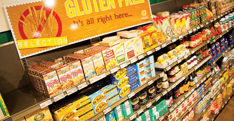 Gluten-free: There's a lot to digest