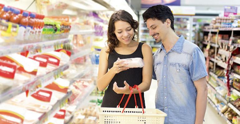 Meat case study: 'No longer one meat shopper'
