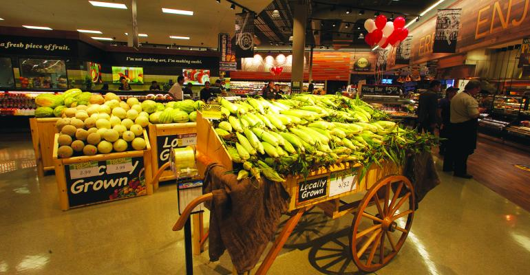 Speed is key to Strack's local produce initiative