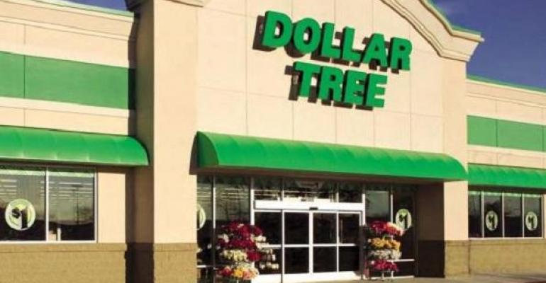 Dollar Tree comps up slightly in 4Q