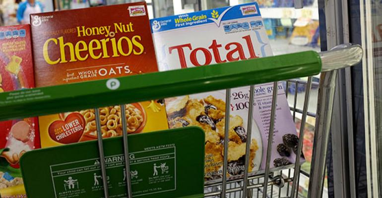 General Mills to label all products with GMO ingredients