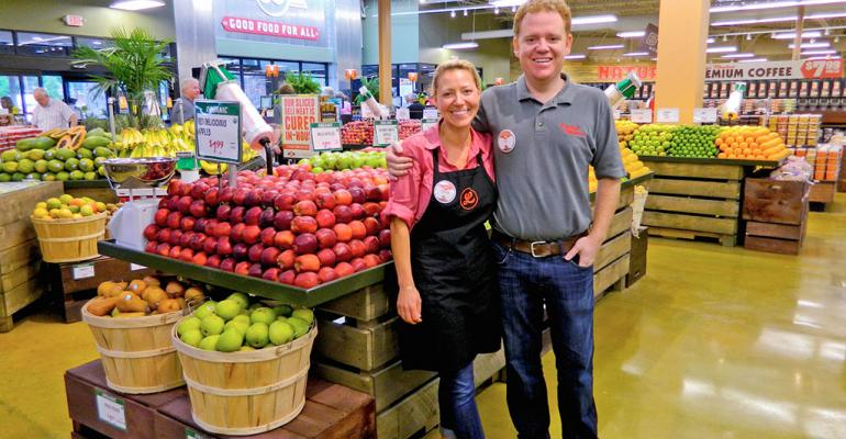 Lucky's CEO: Kroger deal about 'relationships'