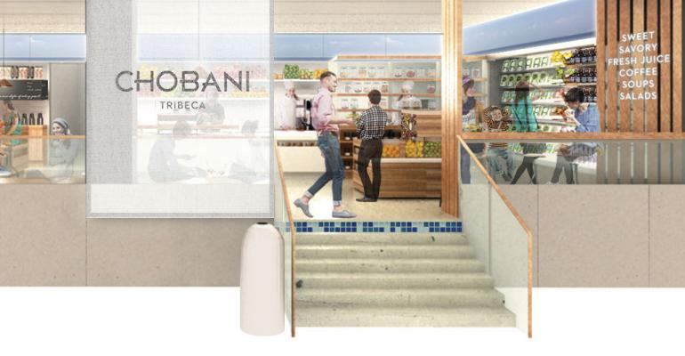Chobani partners with Target, ShopRite on in-store outlets