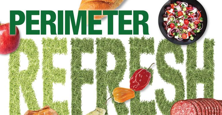 Perimeter refresh: Fresh Foods Survey shows consumers drive upgrades
