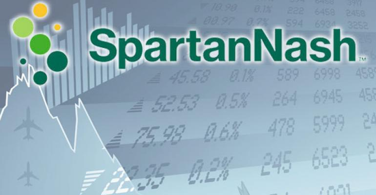 SpartanNash 1Q sales dip on retail struggles