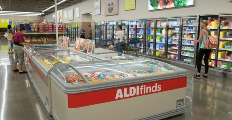 Don't discount Aldi when it comes to disruption