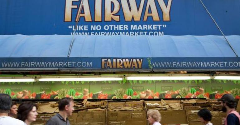CFO, co-president resigns from Fairway