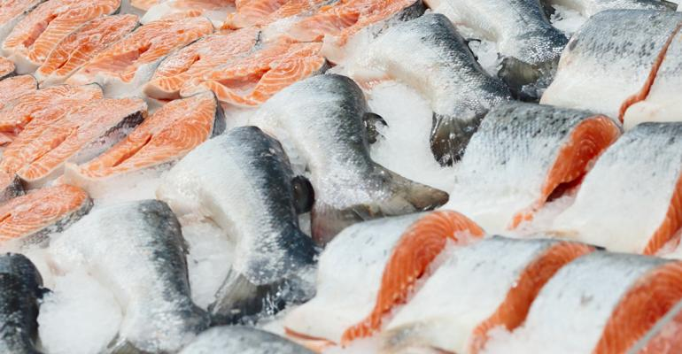 Nutrition labels may help seafood sales: Study