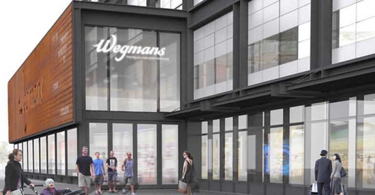 Building plans detail new Brooklyn Wegmans