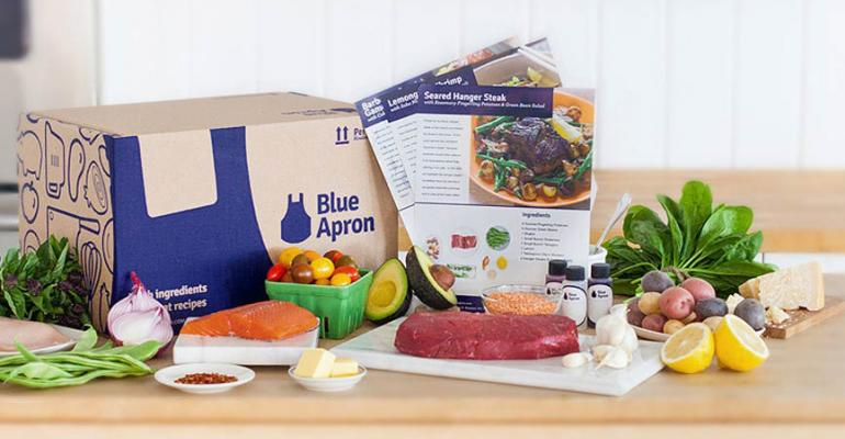 Blue Apron commits to sustainable seafood