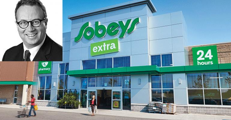 CEO Poulin out at struggling Sobeys