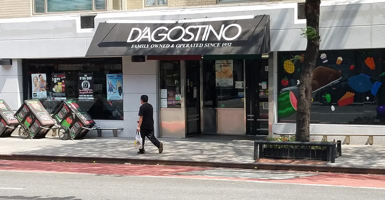 D'Agostino's 'deserves to live,' rival and lender says