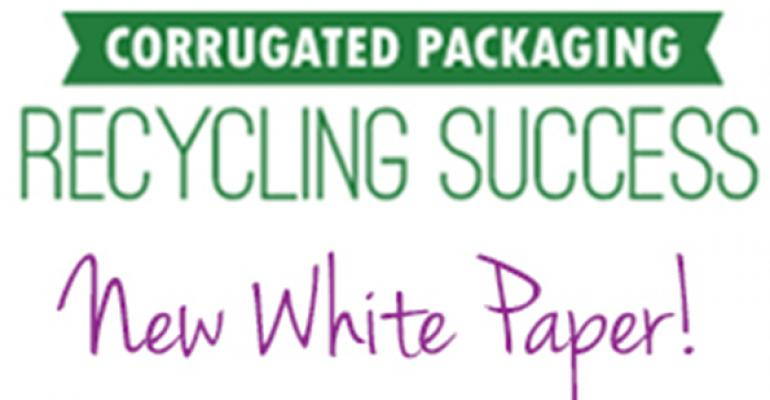 Corrugated Packaging – A Recycling Success Story