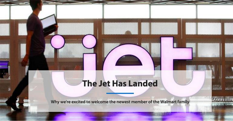 Walmart-Jet.com could 'own' online pricing, sources say | Supermarket News