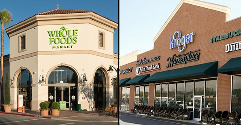 Analyst: Kroger-Whole Foods rumor doesn't pass smell test