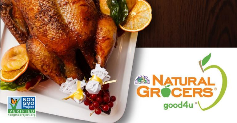 Customers can preorder an organic free range or heritage turkey with a 5 deposit
