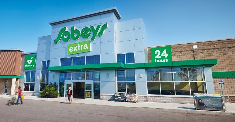 Dickson named chairman of Sobeys' parent