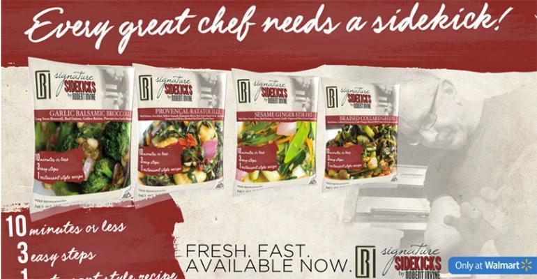 Walmart debuts exclusive restaurant-quality line