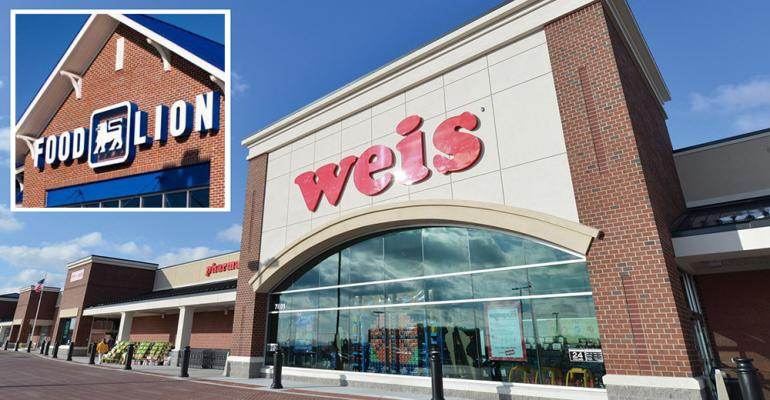 Weis rapidly completing Food Lion conversions
