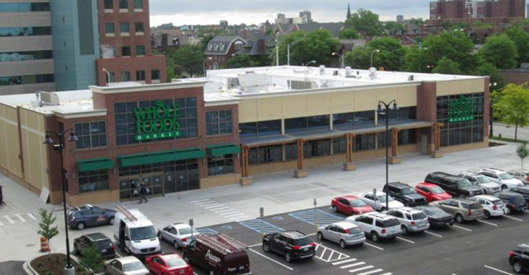 Health officials say an employee at this Whole Foods Store in Detroit and a customer contracted the disease