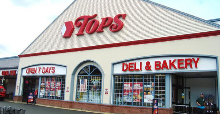 Tops recorded a 3Q loss of 127 million on sales of 5377 million