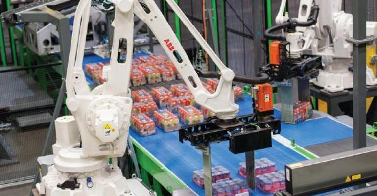CampS hopes to sell its Symbotic automated warehouse systems to operators such as Walmart and Target