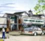 A rendering of the Guilford Commons39 store