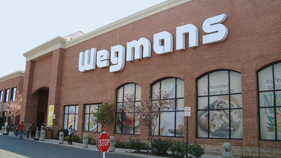 Seven Wegmans meals
