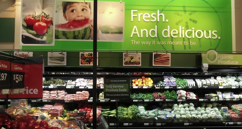"The Neighborhood Market format ""has performed really well from a convenience standpoint,"" Wal-Mart says."