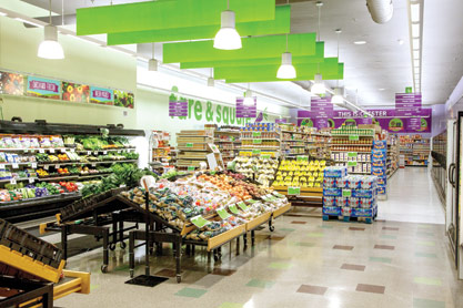 Fare & Square is the first supermarket in Chester, Pa., in 12 years.